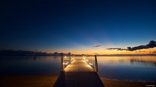 maradiva flicenflac mauritius flic en flac sunset people sea ocean deck dusk sun pentax pentaxk3ii pentaxart romantic ship cargo horizon dark cruise sigma sigmalens sigmaart sigma1020 lights beach sand heaven
