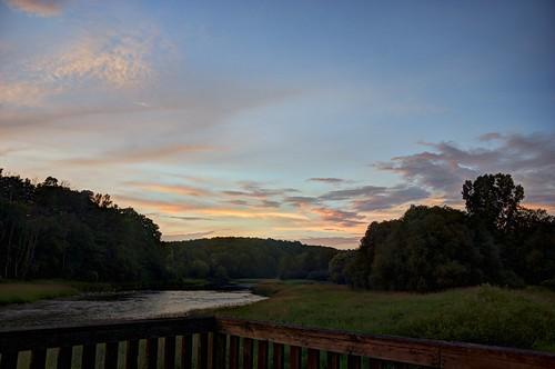 auburn mailtlandriver riversideretreat camping clouds sunset