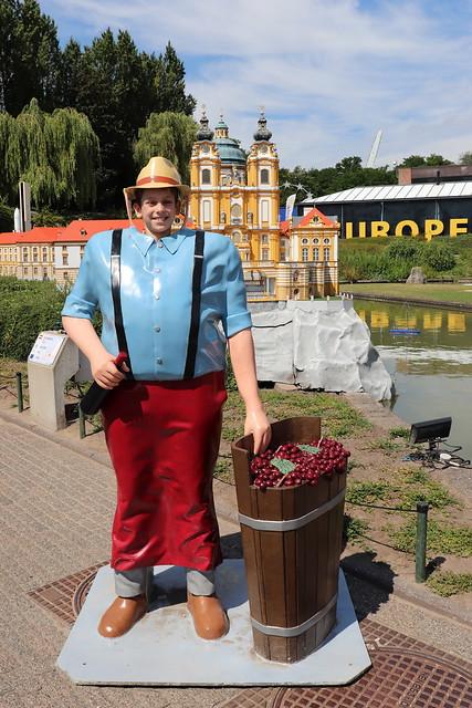 Mini Europa de Bruselas
