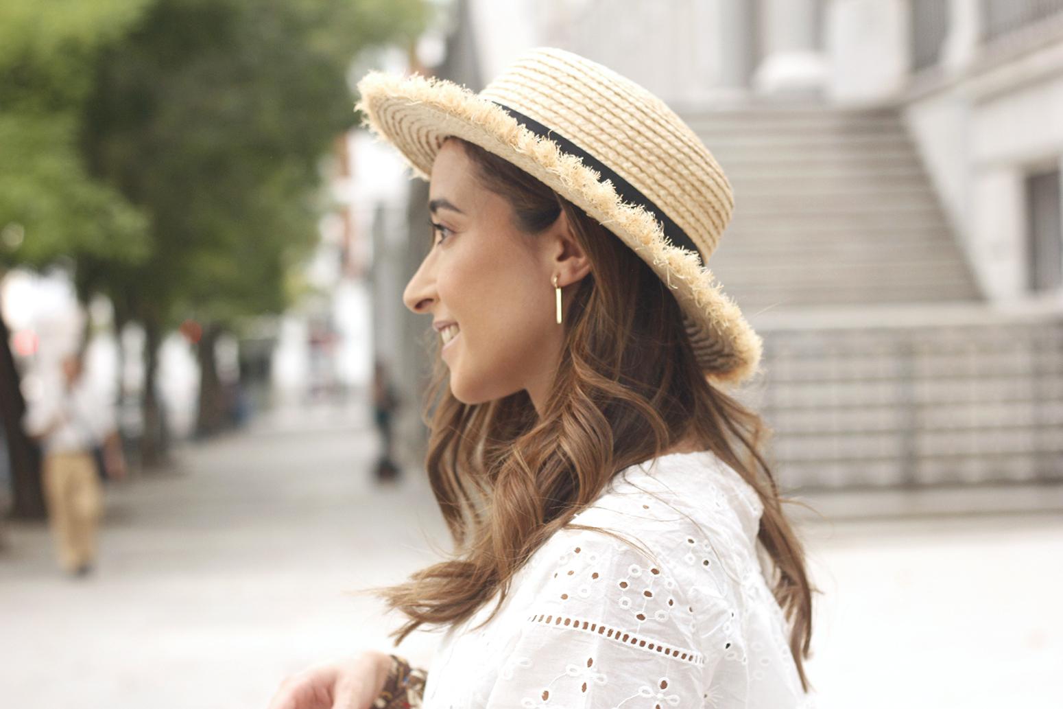 Golden Earrings accessories trend summer 20191