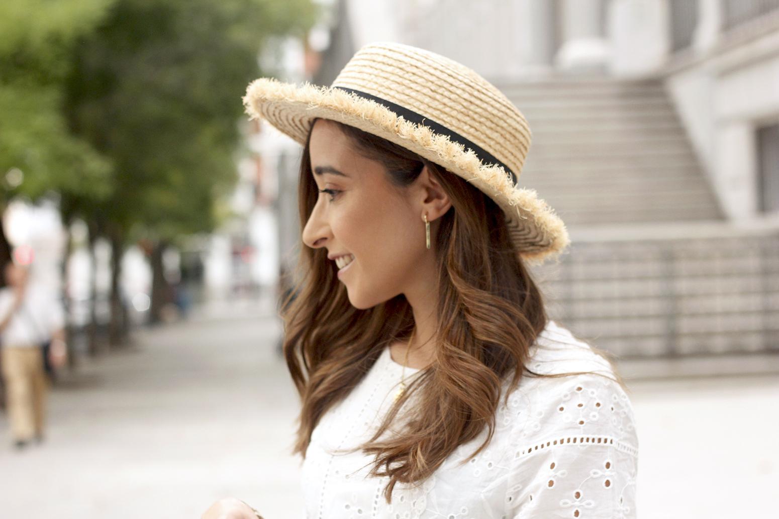 Golden Earrings accessories trend summer 20192