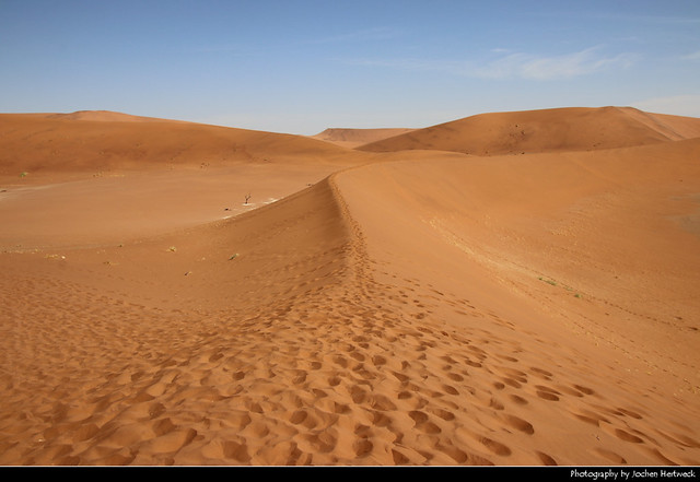 Sand Dunes, Namib-Naukluft NP, Namibia