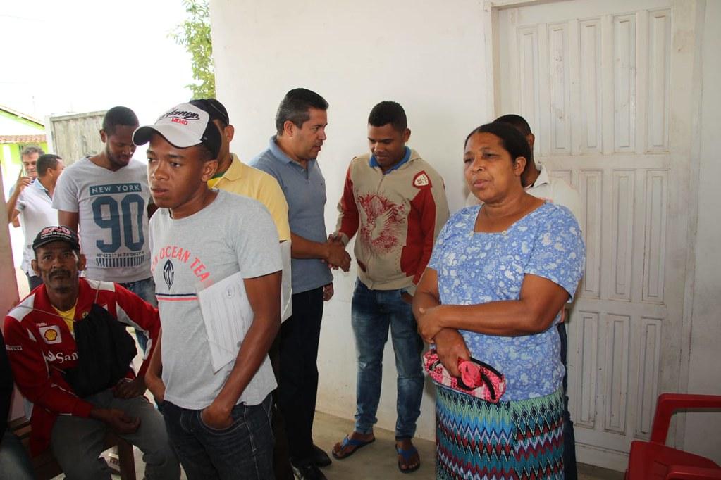 Inaugurado o posto eleitoral em São José de Alcobaça  (27)
