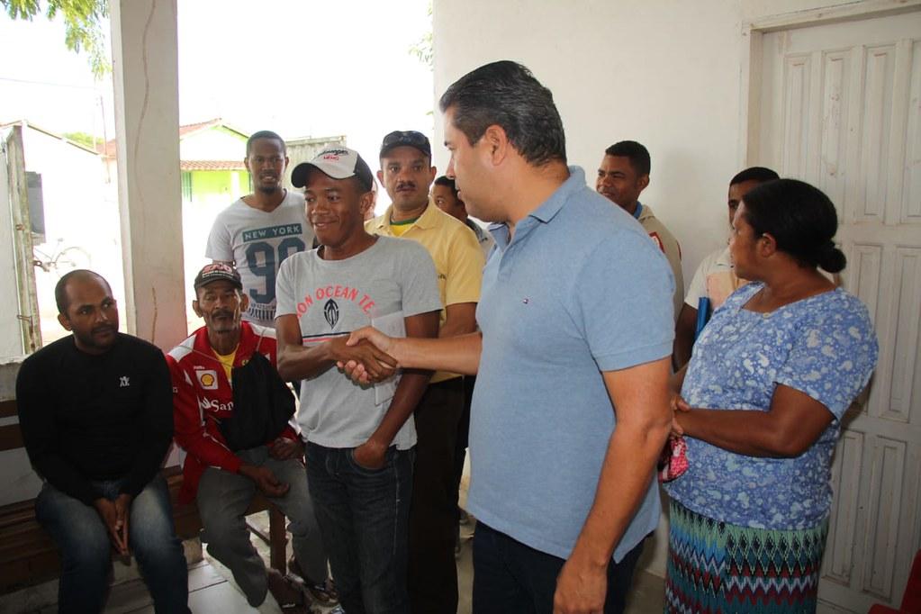 Inaugurado o posto eleitoral em São José de Alcobaça  (24)