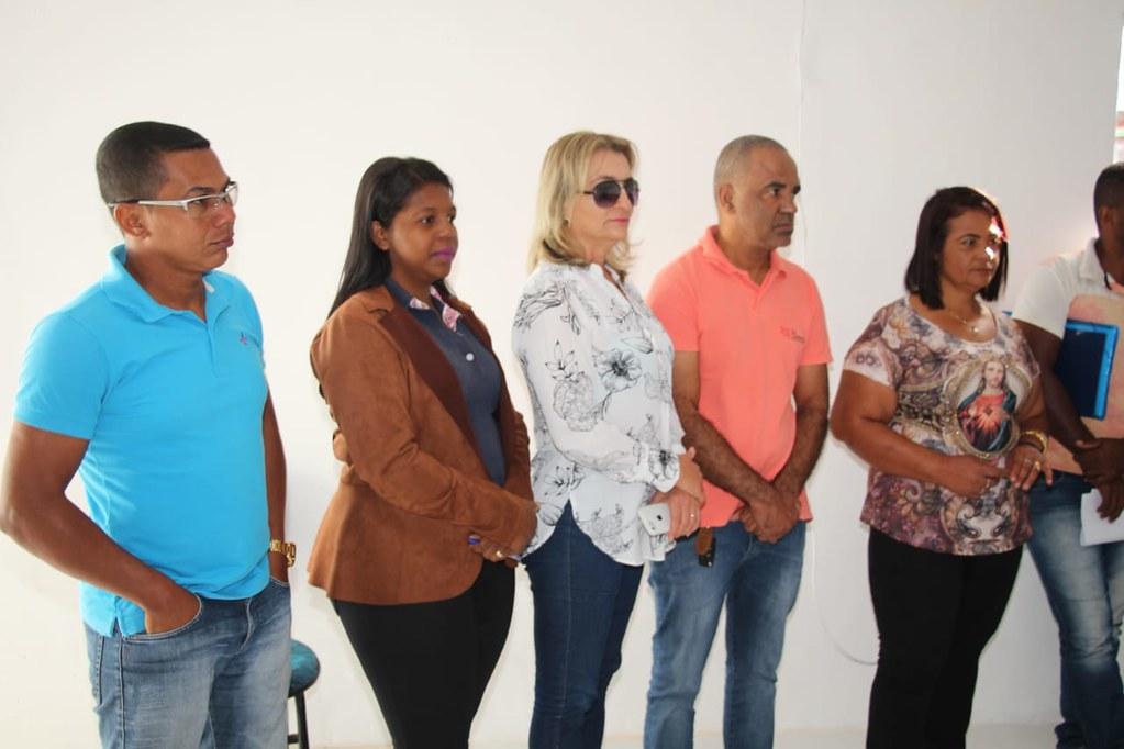 Inaugurado o posto eleitoral em São José de Alcobaça  (18)