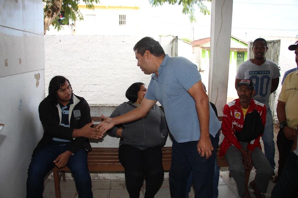 Inaugurado o posto eleitoral em São José de Alcobaça  (17)