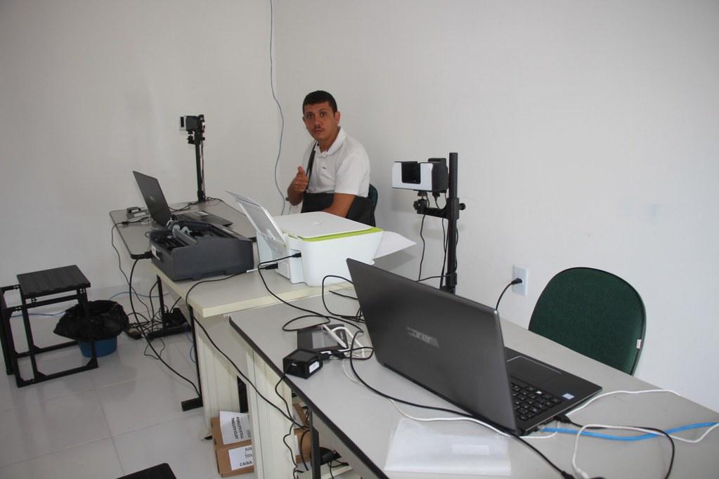 Inaugurado o posto eleitoral em São José de Alcobaça  (12)