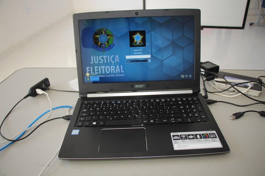 Inaugurado o posto eleitoral em São José de Alcobaça  (8)