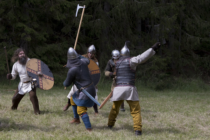 The Stockbonäs Battle