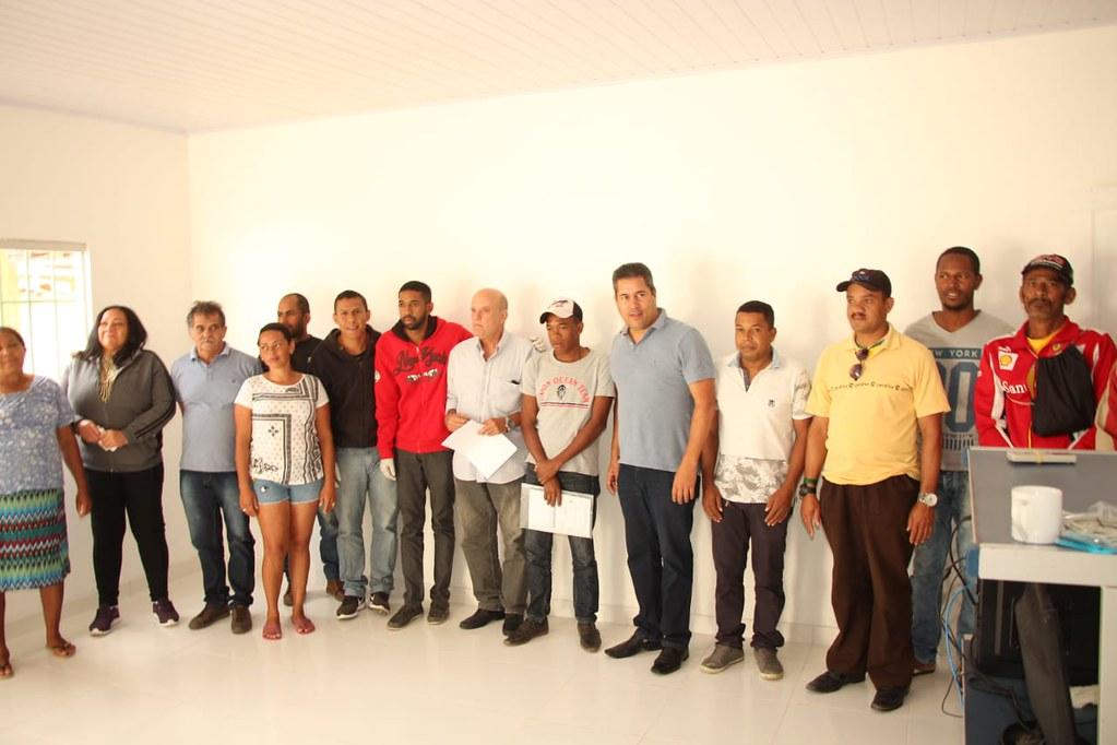 Inaugurado o posto eleitoral em São José de Alcobaça  (21)