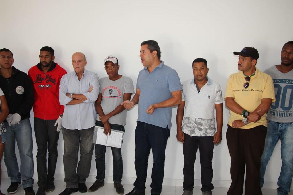 Inaugurado o posto eleitoral em São José de Alcobaça  (16)