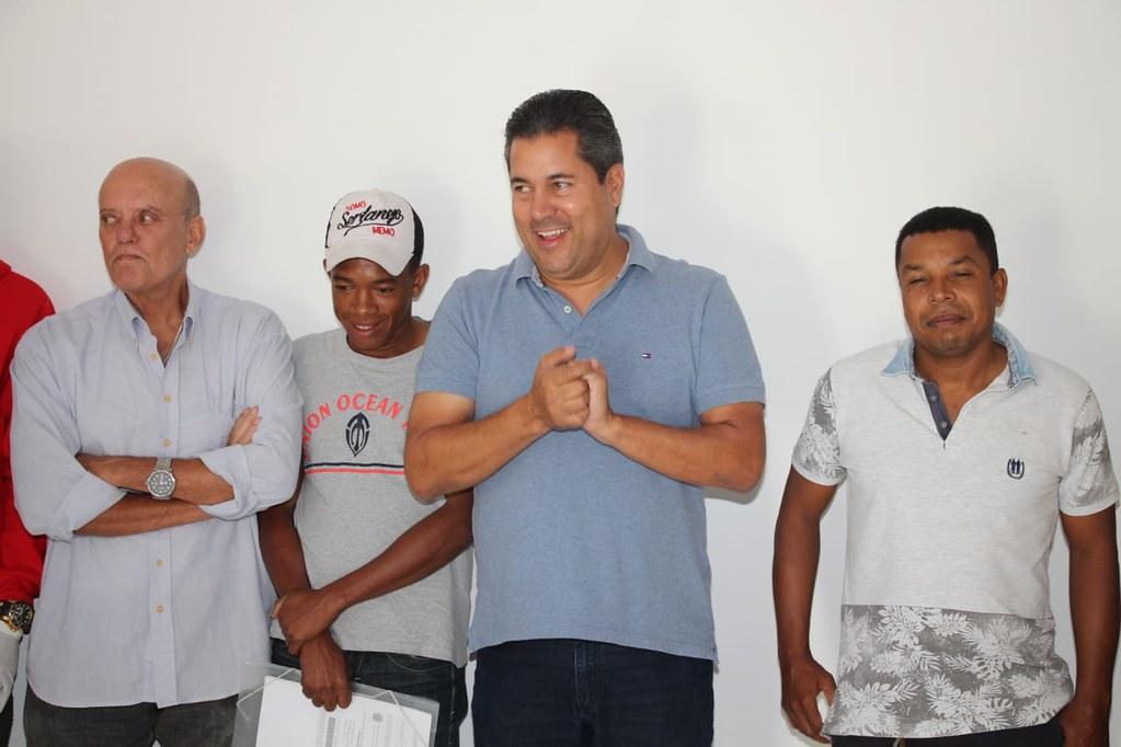 Inaugurado o posto eleitoral em São José de Alcobaça  (15)
