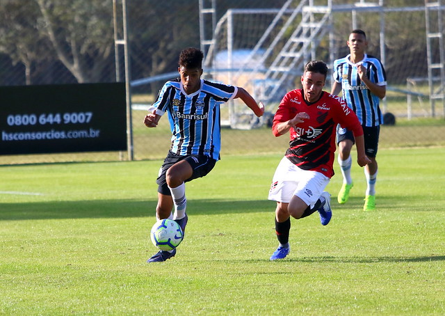 Brasileiro Sub-20 - Grêmio x Athlético-PR