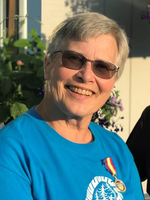 Medal of Good Citizenship Recipient - Fran Fowler