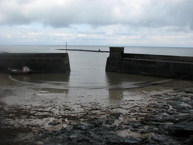 Craster Harbour