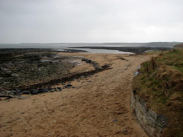 The coast near Howick