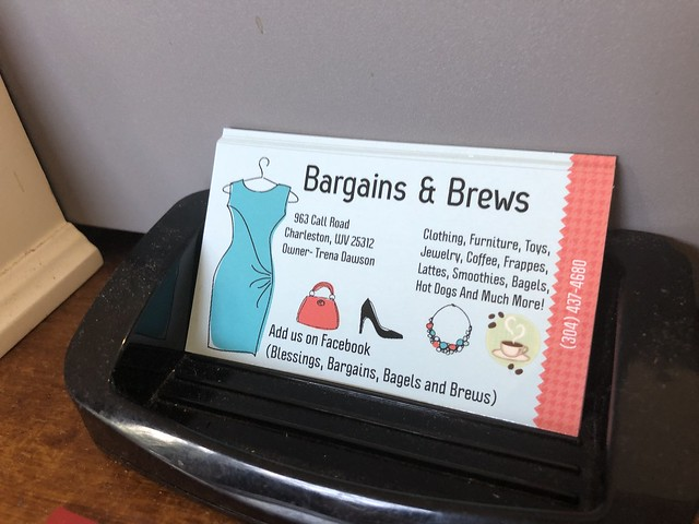 Bargains & brews