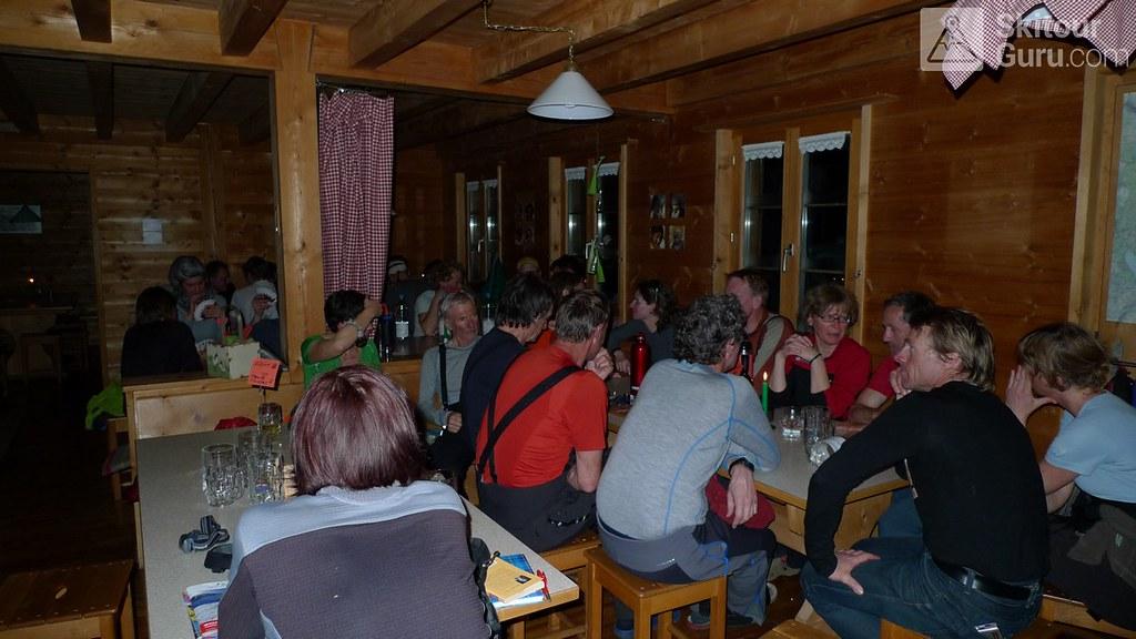 Chamanna Jenatsch / Jenatschhütte Albula Alpen Switzerland photo 11
