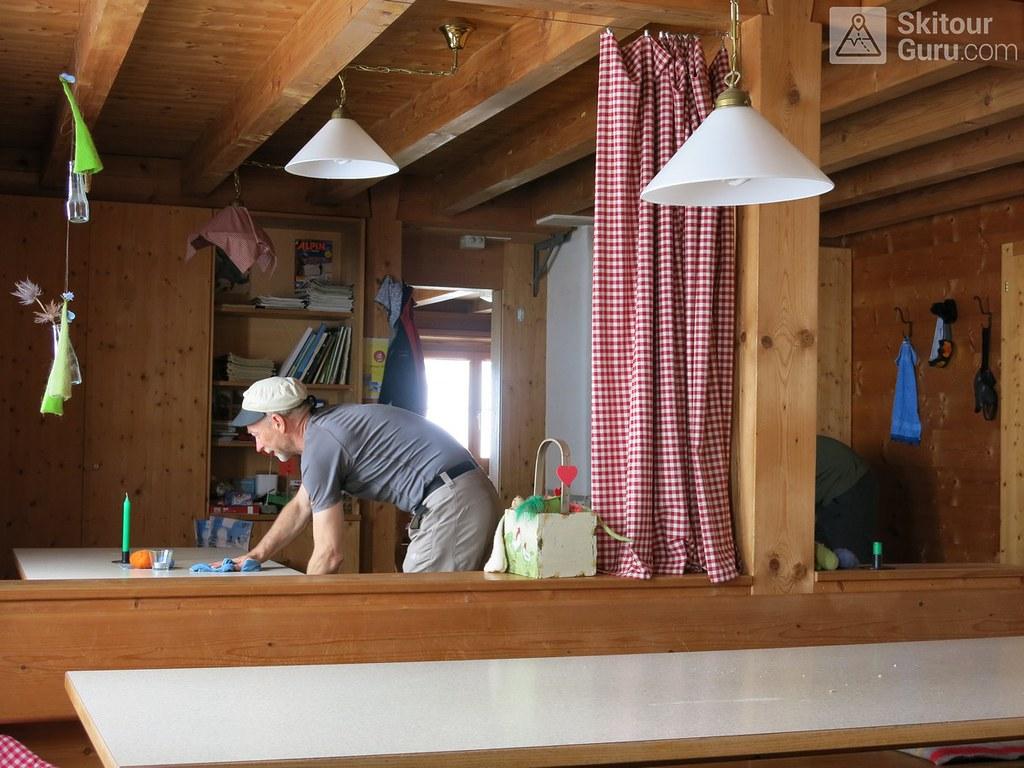 Chamanna Jenatsch / Jenatschhütte Albula Alpen Switzerland photo 16