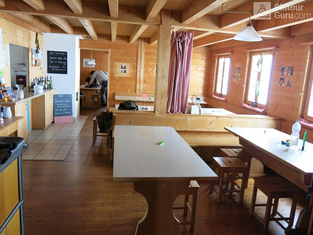 Chamanna Jenatsch / Jenatschhütte Albula Alpen Switzerland photo 12