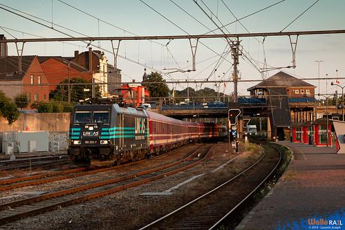 186 293 lineas e13489 sncb europe ligne 40 vise 9 juillet 2019 laurent joseph www wallorail be