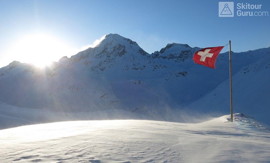 Chamanna Jenatsch / Jenatschhütte Albula Alpen Switzerland photo 20