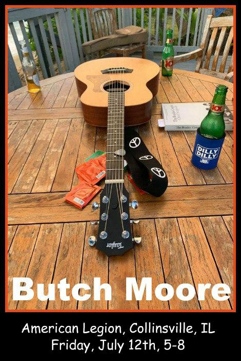 Butch Moore 7-12-19