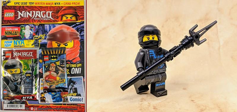 LEGO NINJAGO Mag July