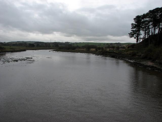 The River Aln