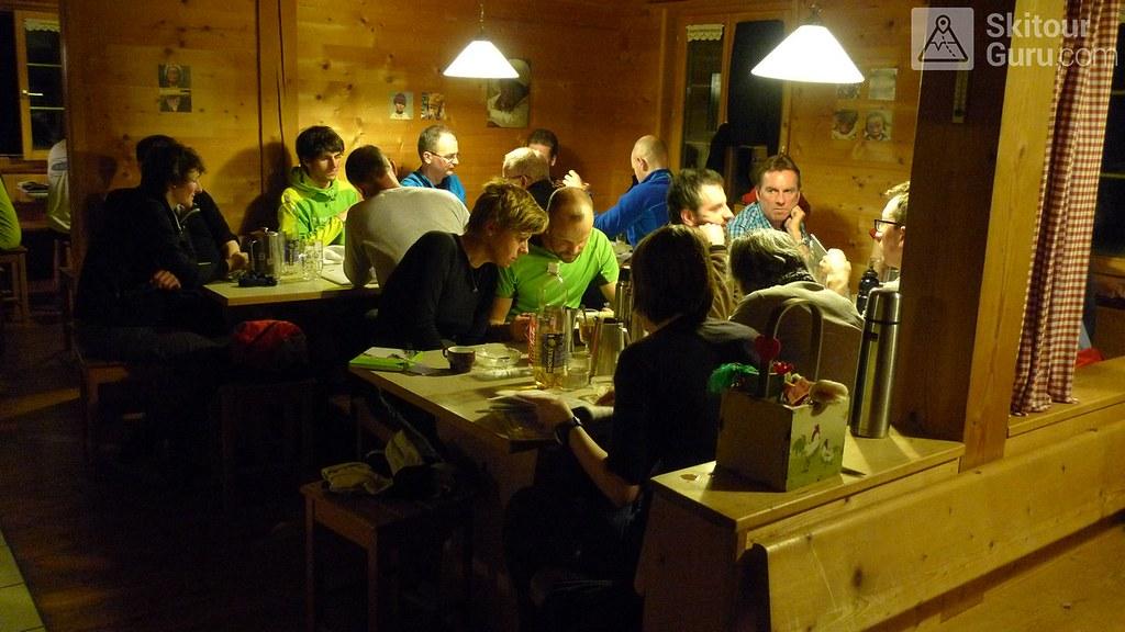 Chamanna Jenatsch / Jenatschhütte Albula Alpen Switzerland photo 10