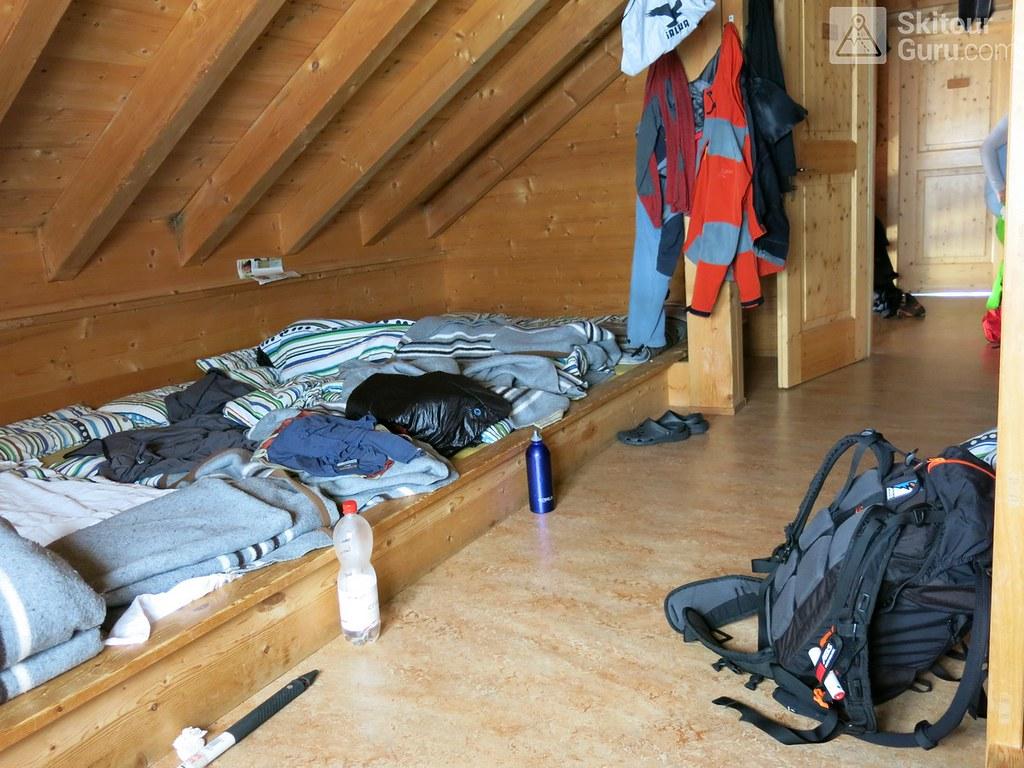 Chamanna Jenatsch / Jenatschhütte Albula Alpen Switzerland photo 13