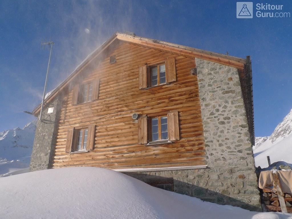 Chamanna Jenatsch / Jenatschhütte Albula Alpen Switzerland photo 06