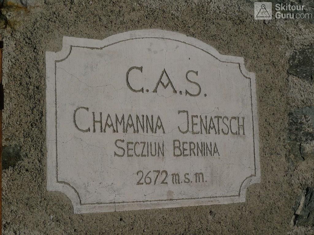 Chamanna Jenatsch / Jenatschhütte Albula Alpen Switzerland photo 03