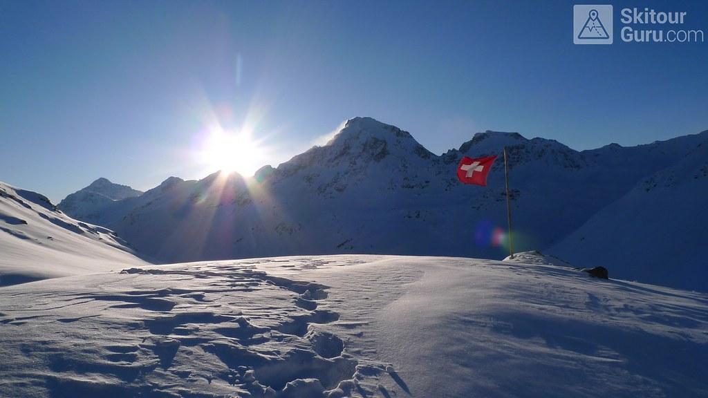 Chamanna Jenatsch / Jenatschhütte Albula Alpen Switzerland photo 19