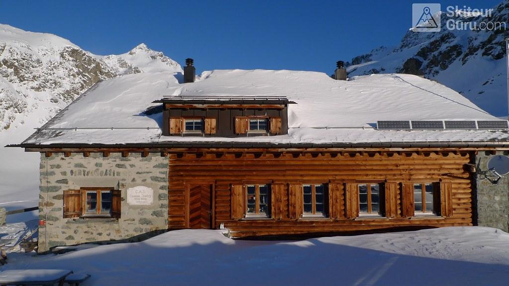 Chamanna Jenatsch / Jenatschhütte Albula Alpen Switzerland photo 07