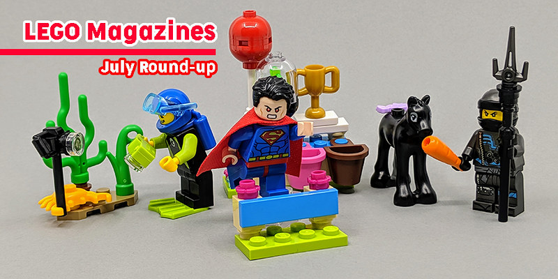 LEGO Mags July 19