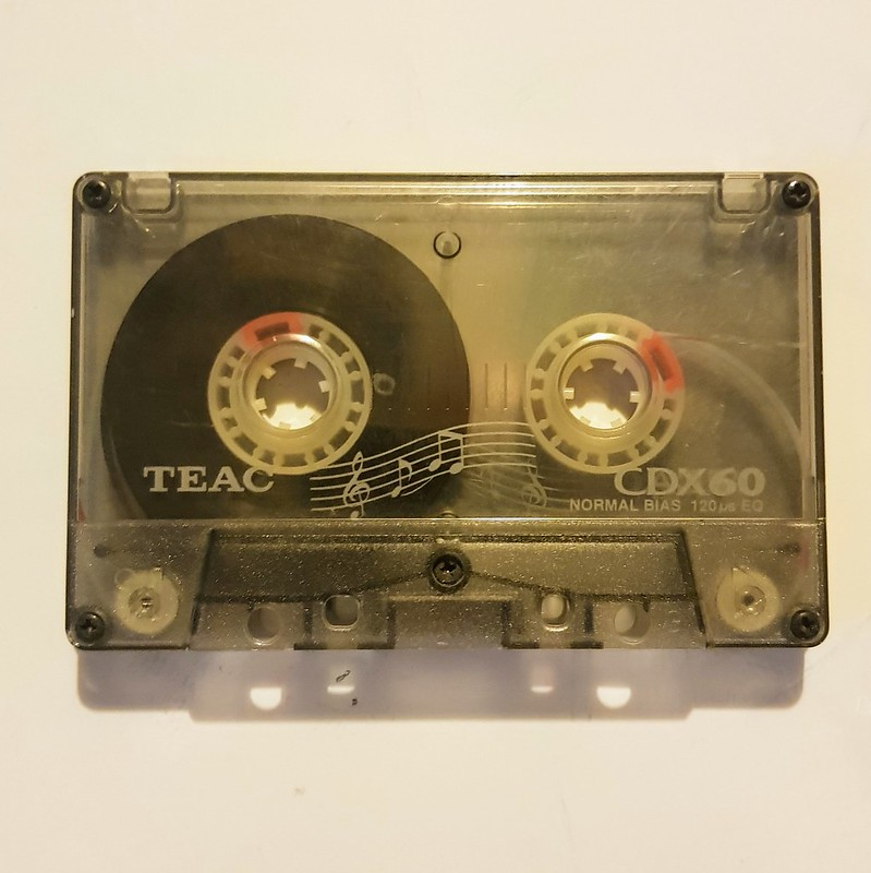 TEAC C60 cassette