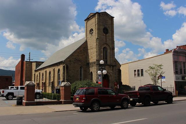 St. Paul's Episcopal Church, Lock Haven, PA