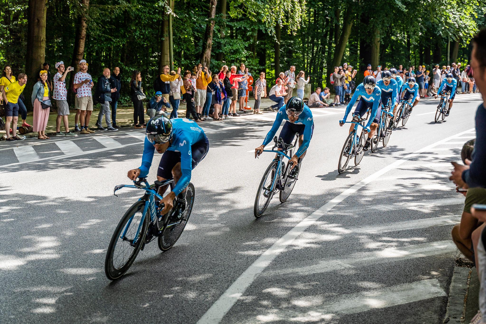 Tour de France Brussels-83