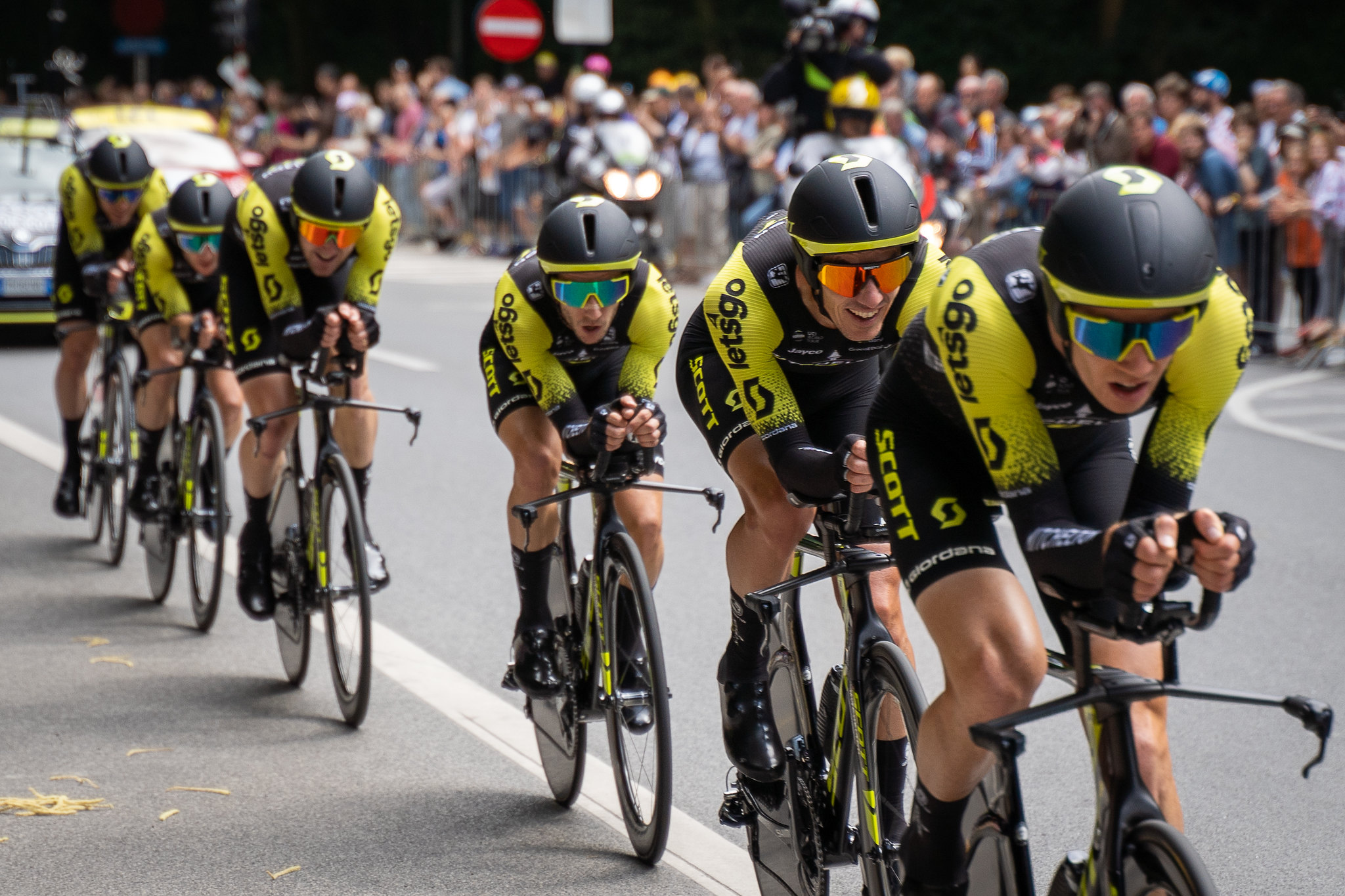 Tour de France Brussels-97