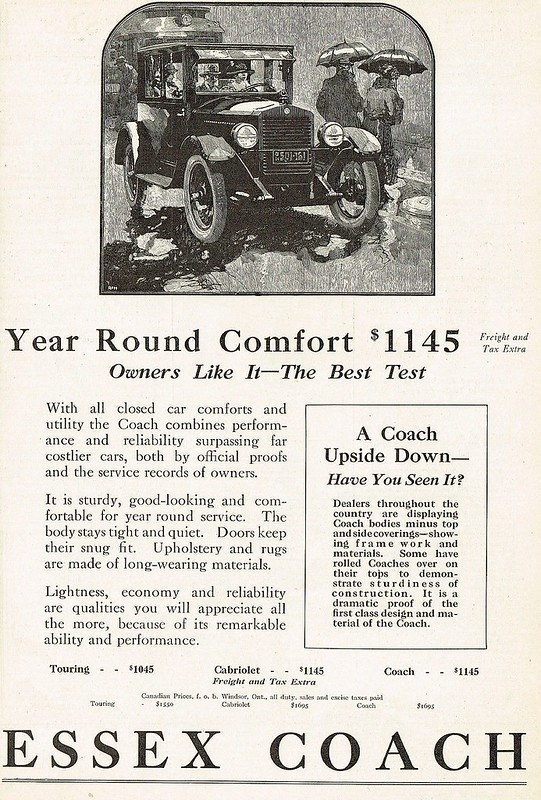 1923 Essex Couch