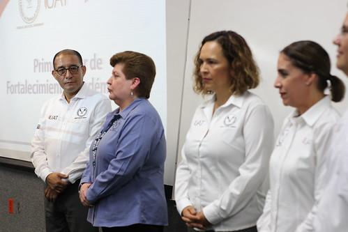 Directivos y docentes de la FADU participan en el Primer  taller de fortalecimiento académico.