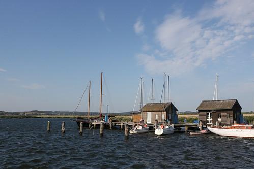 Rügen Hafen Gager