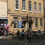 Hand's Georgian Tearooms, Bath