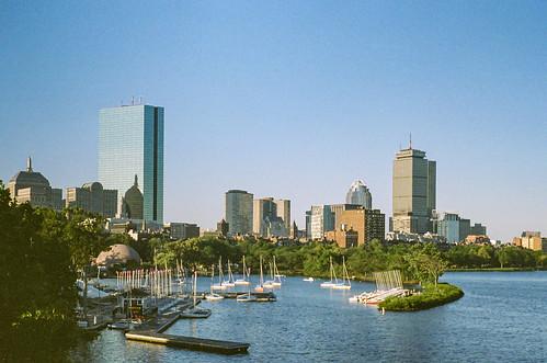 Charles River Basin, Boston, MA