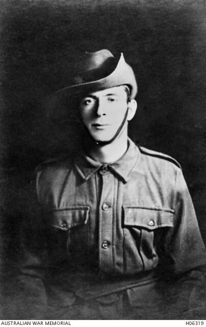 2657A Private (Pte) Waldemar Hendrig Mortensen from Petersham, NSW.