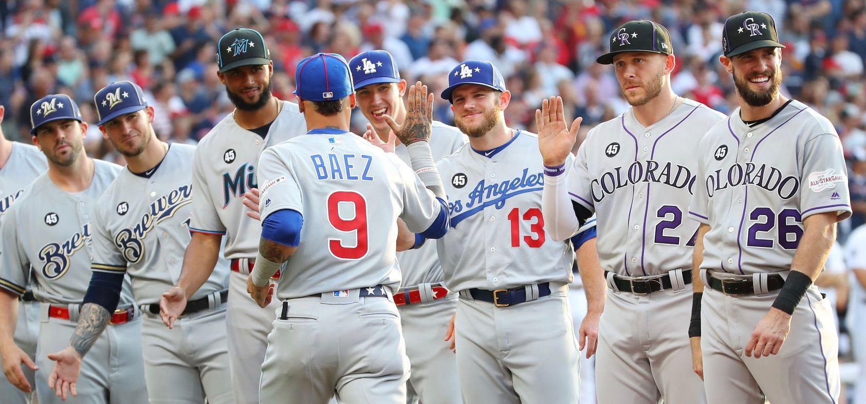 df95156ba42f83 A Uni Watch Look at the 2019 MLB All-Star Game