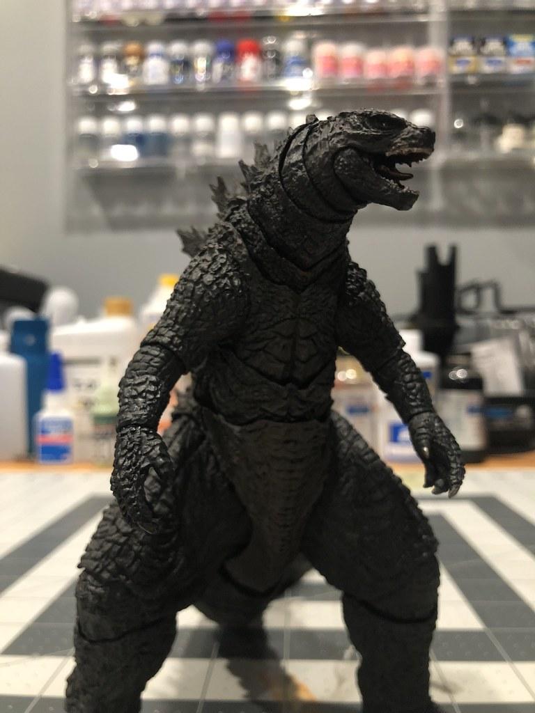 Monsterarts Godzilla 2019