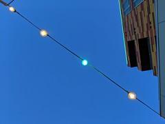 :notes: Una línea de luz