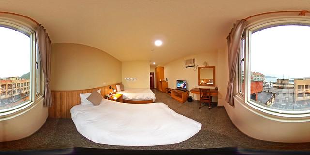 02-1假期旅店-二人套房二小床